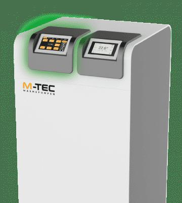 MTEC Smart Wärmepumpe